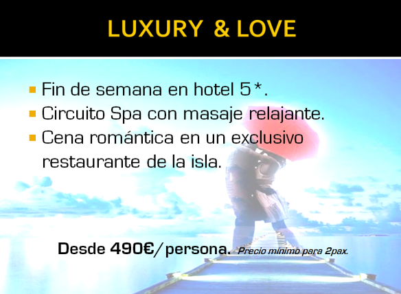 luxury love