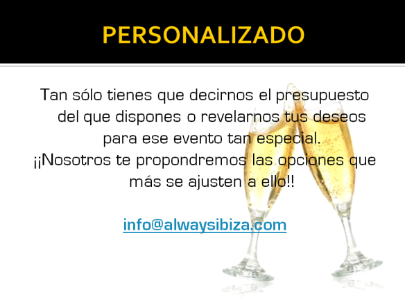 luxury personalizado